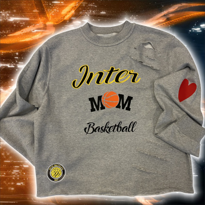 Mikina INTER MOM Basketball RETRO